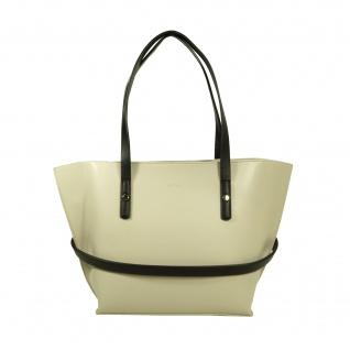 Esprit Nerea Shopper 2in1 Grau Damen Handtasche Henkel Tasche Shopper