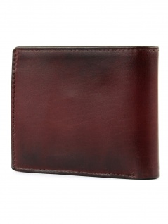 Fossil Herren Geldbörse PAUL Bifold Leder Rot ML3894-603 - Vorschau 5