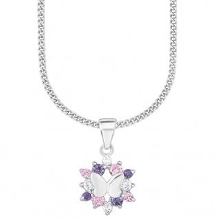 Prinzessin Lillifee PLFS/81 Mädchen Collier Schmetterling Silber 38 cm