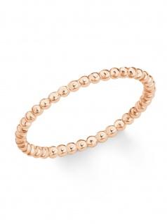 s.Oliver 2019853 Damen Ring Sterling-Silber 925 Rose 52 (16.6)