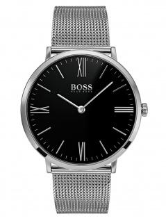 Hugo Boss 1513514 Jackson Uhr Herrenuhr Edelstahl Silber