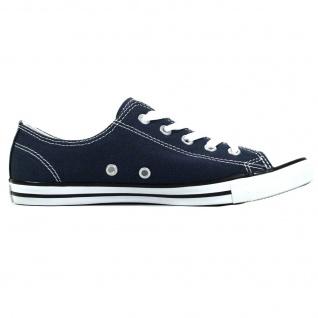 Converse Damen Schuhe CT Dainty Ox Blau Sneakers Größe 38 - Vorschau