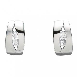 5d360db4690a ohrringe creolen silber weiß günstig online kaufen - Yatego