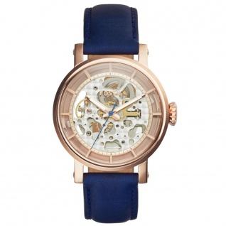 Fossil ME3086 ORIGINAL BOYFRIEND Uhr Damenuhr AUTOMATIK blau