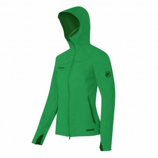 Mammut Damen Ultimate Hoody Women Grün Gr. S Softshelljacke