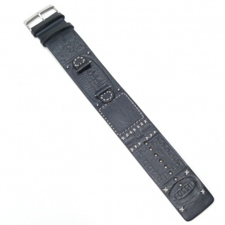 Fossil Uhrband LB-JR1010 Original Lederband JR 1010 - Vorschau