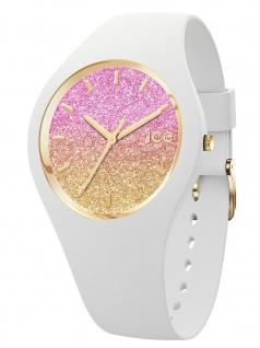 Ice-Watch 013990 Ice-Lo Mango Uhr Damenuhr Kautschuk Weiß