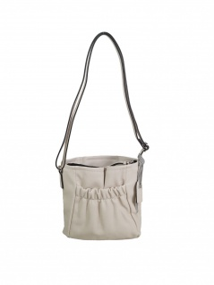 Esprit Handtasche Tasche Schultertasche Darcy med shoulderbag Beige
