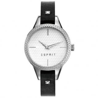 Esprit ES109052006 esprit-tp10905 black Uhr Damenuhr Leder schwarz