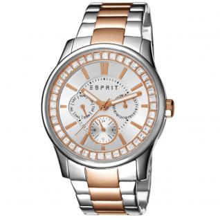 Esprit ES105442009 starlite rosegold Uhr Damenuhr Edelstahl Datum rose
