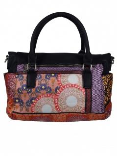 Desigual Damen Handtasche Tasche Slavia Loverty Mehrfarbig - Vorschau 3