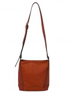 Esprit Damen Handtasche Tasche Schultertasche Carly Shoulderbag Braun