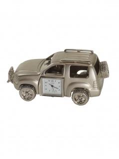 Cosmo 201305 Tischuhr Jeep Modell Uhr
