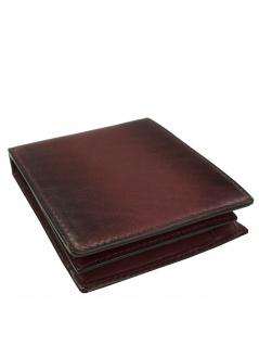 Fossil Herren Geldbörse PAUL Bifold Leder Rot ML3894-603 - Vorschau 2