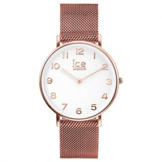 Ice-Watch 012711 CITY milanese rose gold small Uhr Damenuhr rose