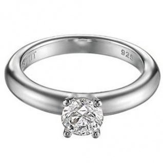 Esprit ESRG91608A Damen Ring Silber grace weißer Zirkonia Gr 50 /16