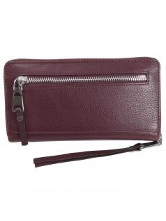 Esprit Damen Geldbörse Portemonnaies Honey Zip Rot 118EA1V029-600 - Vorschau 3