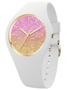 Ice-Watch 016900 Ice-Lo Mango Uhr Damenuhr Kautschuk Weiß