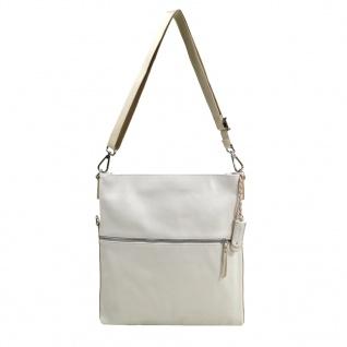 Esprit Tracy Shoulderbag Weiß Hand Schulter Tasche 067EA1O005-E100