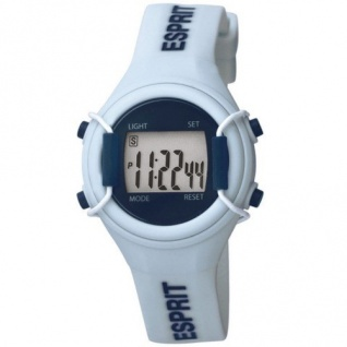 Esprit ES900624005 Kinderuhr sports star blue Chronograph Licht Alarm