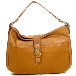 Esprit INES Braun I15011-894 Damen Handtasche Tasche Henkeltasche