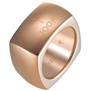 Joop JPRG10610C Damen Ring Logo Signature Edelstahl 60 (19.1)
