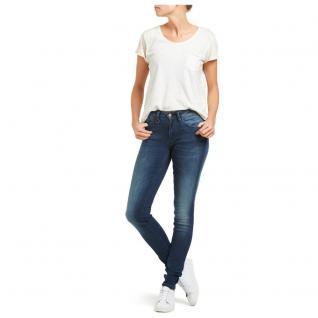 Only Damen Jeanshose Hose ULTIMATE Reg Sk Jeans Blau Gr. 26W / 34L