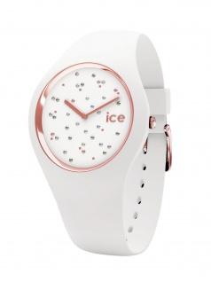Ice-Watch 016297 ICE cosmos White shades Medium Uhr Damenuhr Weiß