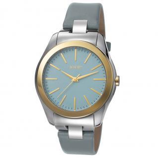 Joop JP101892003 101892 blue break Uhr Damenuhr Leder blau