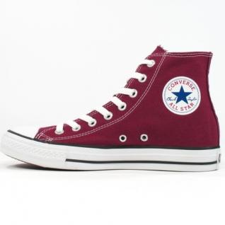 Converse Herren Schuhe All Star Hi Rot M9613 Chucks Sneakers Gr. 44