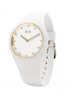 Ice-Watch 016296 ICE cosmos White Gold Medium Uhr Damenuhr Weiß