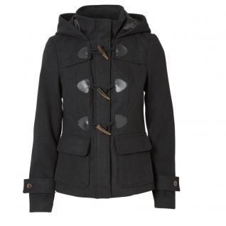 Vero Moda Winterjacke Jacke Damen MELLA Daisy Short Jacket Schwarz XS