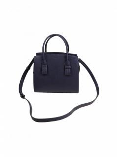 Esprit Damen Handtasche Tasche Schultertasche Delia City Bag Blau