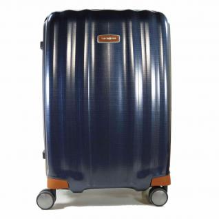 Samsonite 61243-1549 Lite-Cube DLX Spinner 68cm Blau Trolley 67, 5 L