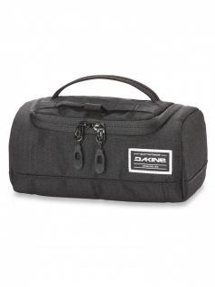 Dakine Herren Kulturtasche Revival Kit SM Black Schwarz 10001814