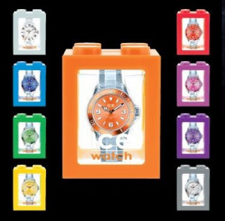Ice-watch Ice.gl.pl.s.s.14 Ice Glam Pastel Pink Lady Small Uhr Rosa - Vorschau 3