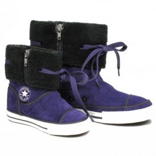 Converse Kinder Schuhe CT ANDOVER 617671 Lila Stiefel Lila Größe 32 - Vorschau 3