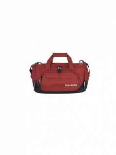 Travelite Damen Sporttasche Reisetasche KICK OFF S Rot 6913-10