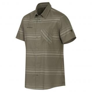 Mammut Herren T-Shirt Kurzarm 1030-02380 Trovat Tour Shirt Men Grün M