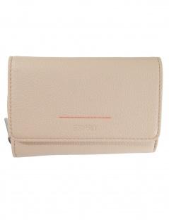 Esprit Damen Geldbörse Portemonnaies Lee M wallet Rosa 019EA1V008-685