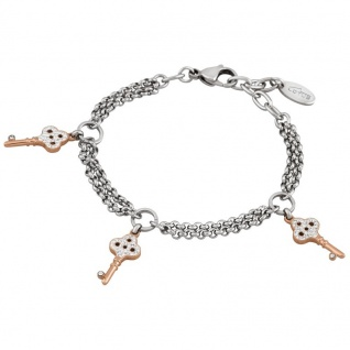 LOTUS LS1530-2-3 Damen Armband Schlüssel rosé
