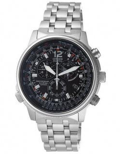 Citizen Promaster Eco-Drive AS4050-51E neue Nummer CB5850-80E Herrenuhr Titan Chronograph