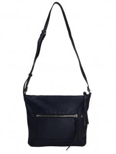 Esprit Damen Handtasche Tasche Schultertasche Mia M shoulderbag Blau