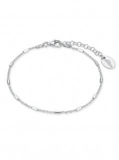 s.Oliver 2021020 Damen Armband Sterling-Silber 925 Silber 20 cm