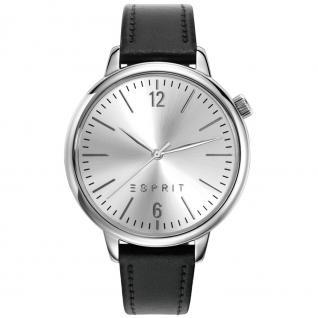 Esprit ES906562003 esprit-tp90656 black Uhr Damenuhr Leder schwarz