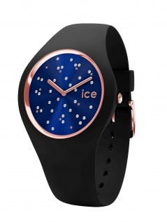 Ice-Watch 016298 ICE cosmos Star Deep blue Small Uhr Damenuhr Schwarz - Vorschau