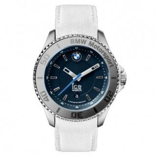 Ice-Watch BM.WDB.U.L.14 BMW Motorsport White Unisex Uhr Datum weiß