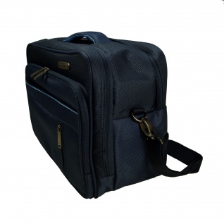 Travelite Capri Bordtasche quer 20 L Blau Damen Handgepäck 89804-20 - Vorschau 2