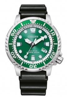 Citizen BN0158-18X Promaster Divers Uhr Herrenuhr Datum schwarz