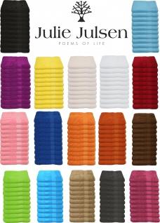 10 er Set Julie Julsen® Gästetuch 30 cm x 50 cm